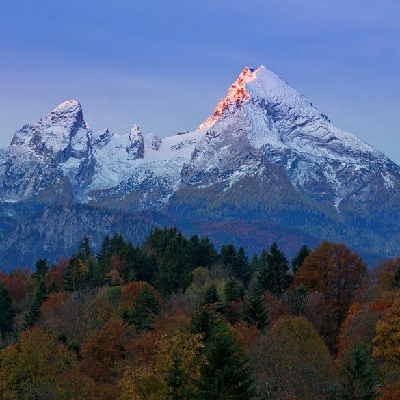 wschód w Bawarii