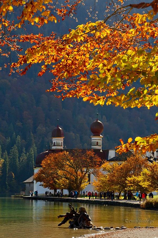 Jesień w St. Bartholoma, Bawaria