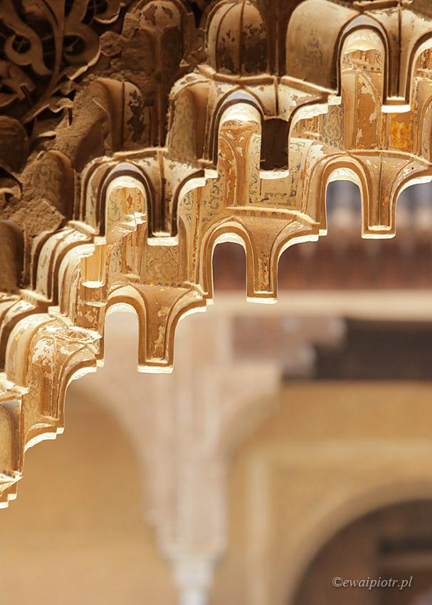 pałac Nasrydów, Alhambra, Andaluzja
