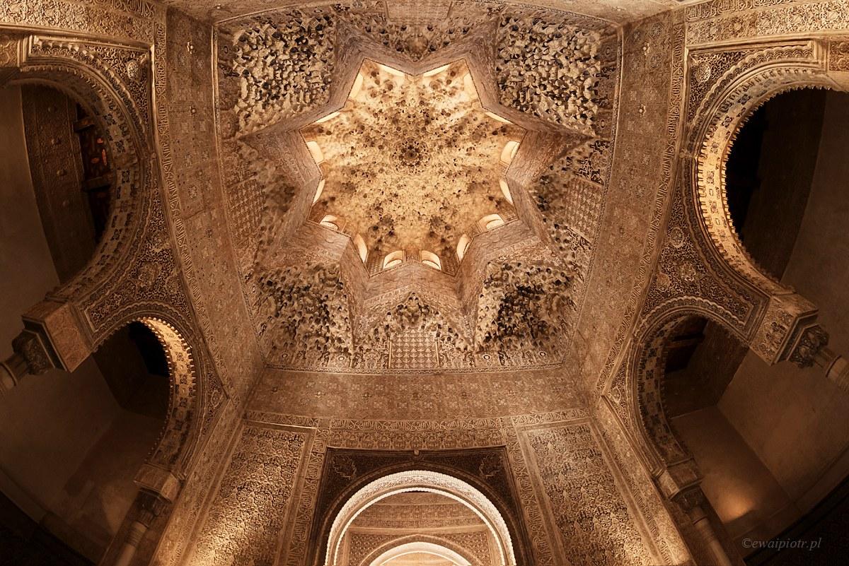 Alhambra, Andaluzja
