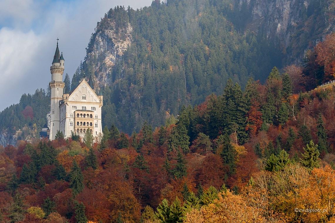 zamek Neuschwanstein, Bawaria