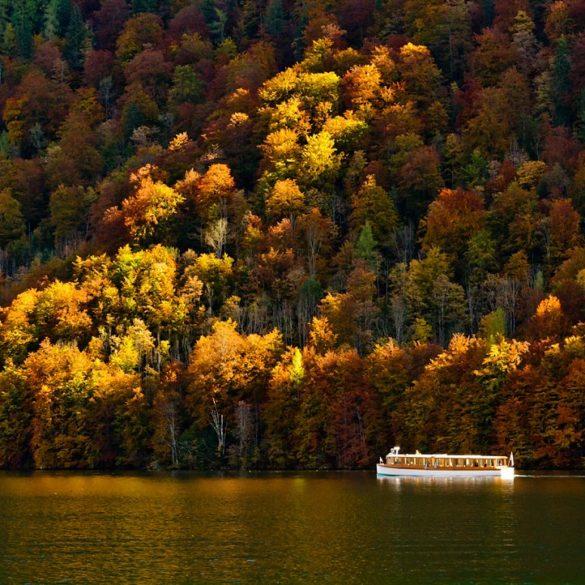 Jesień w Bawarii