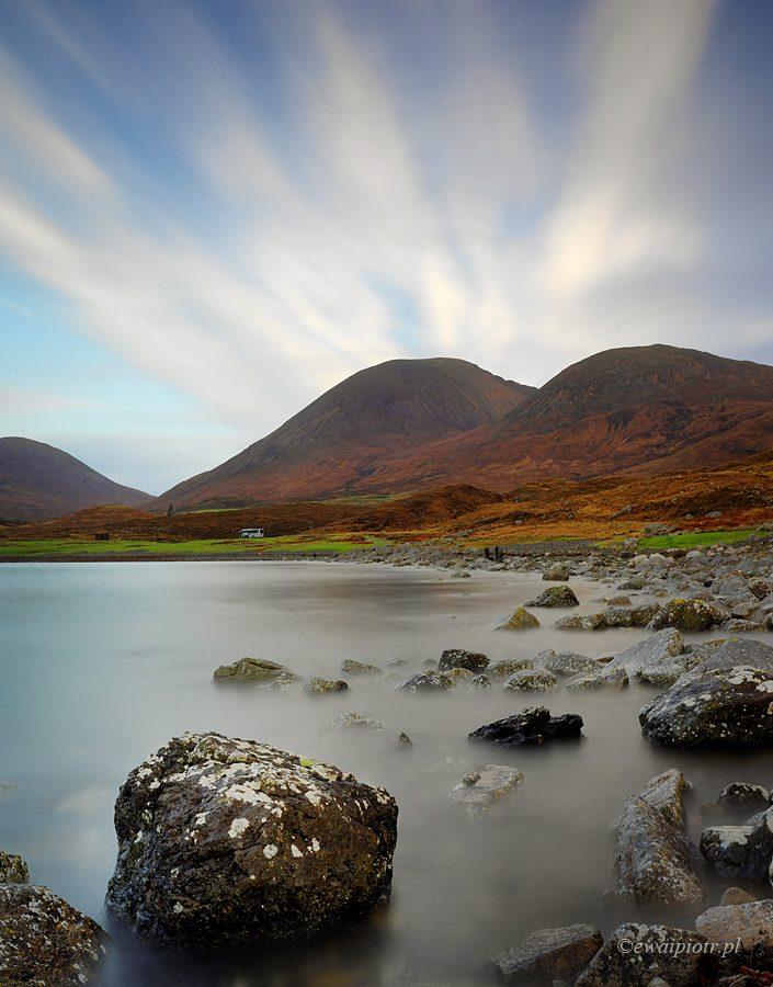 Szkocja z Hasselbladem