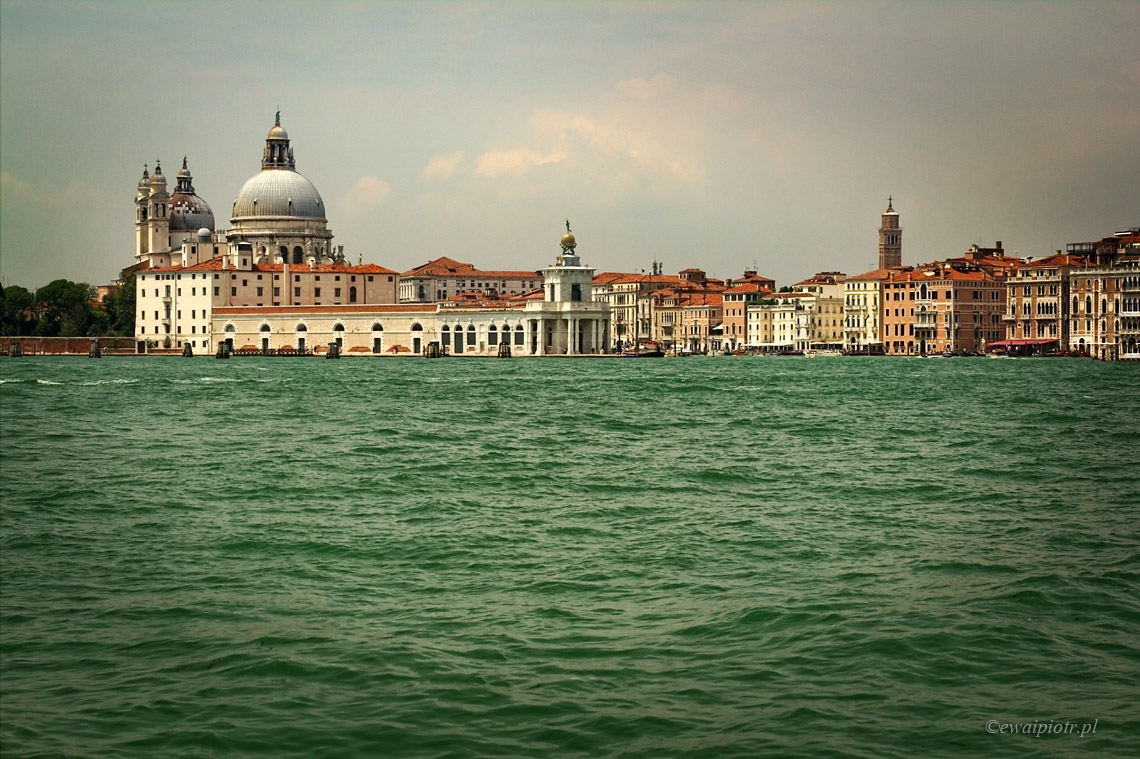 Byłem tu, Canaletto. Wenecja