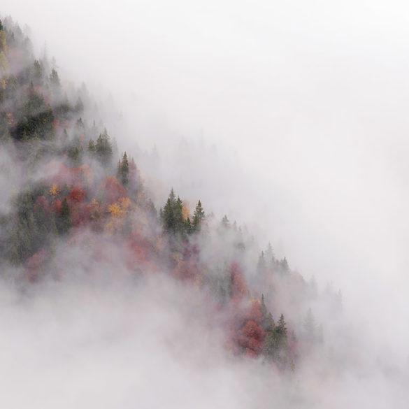 W bawarskich górach