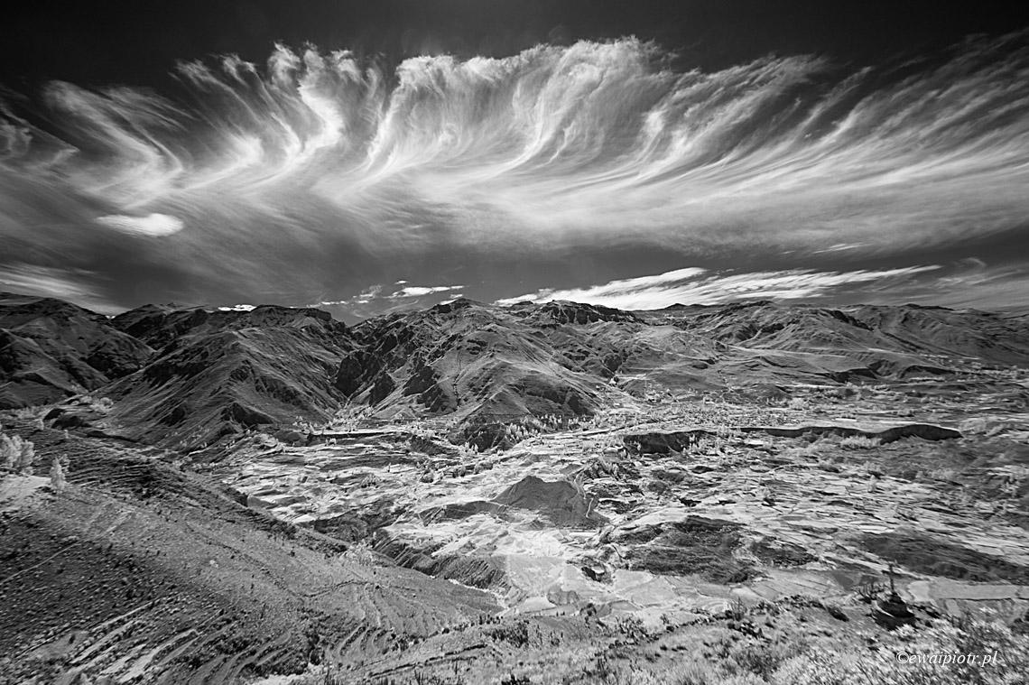 Niebo nad Andami, Peru