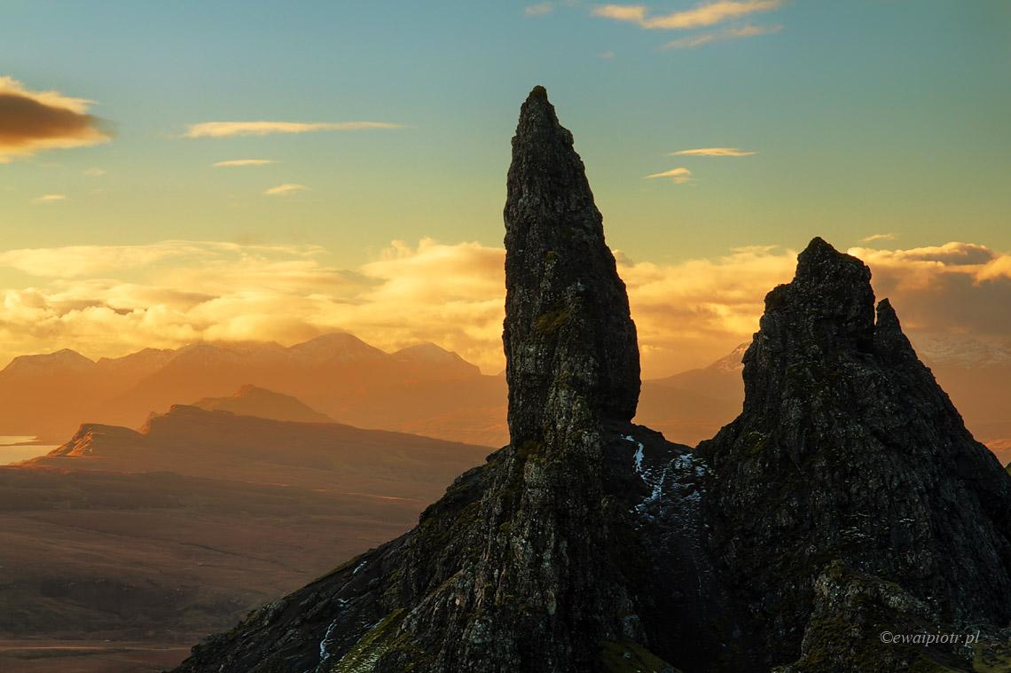 Old Man of Storr, Szkocja