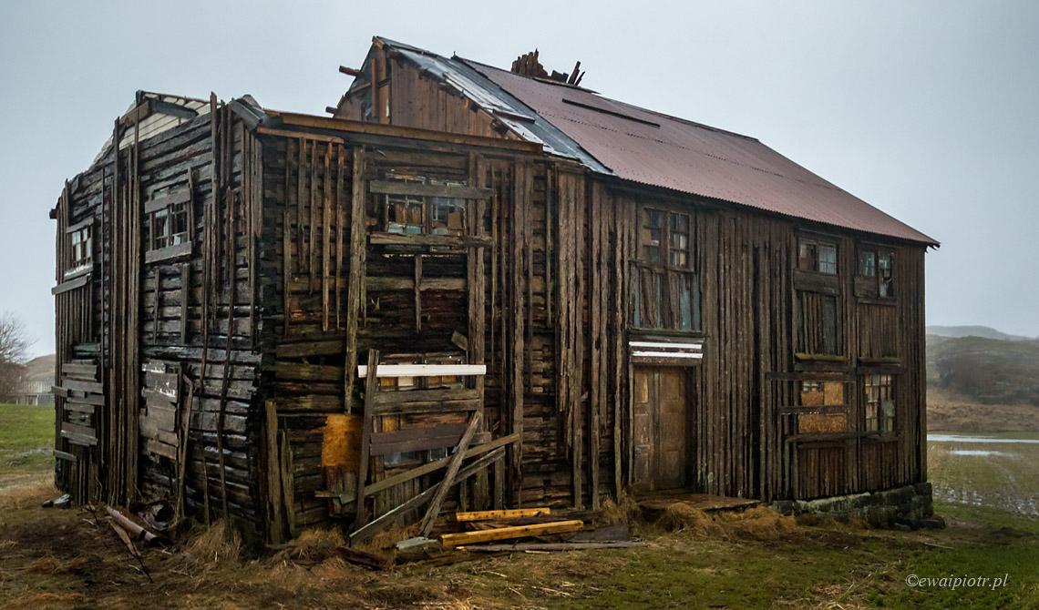 domek na Lofotach