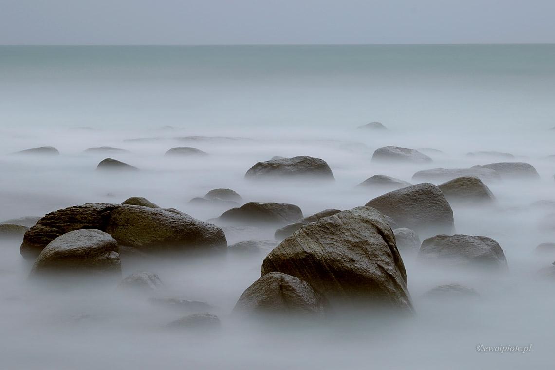 Kamienie na wybrzeżu, Lofoty