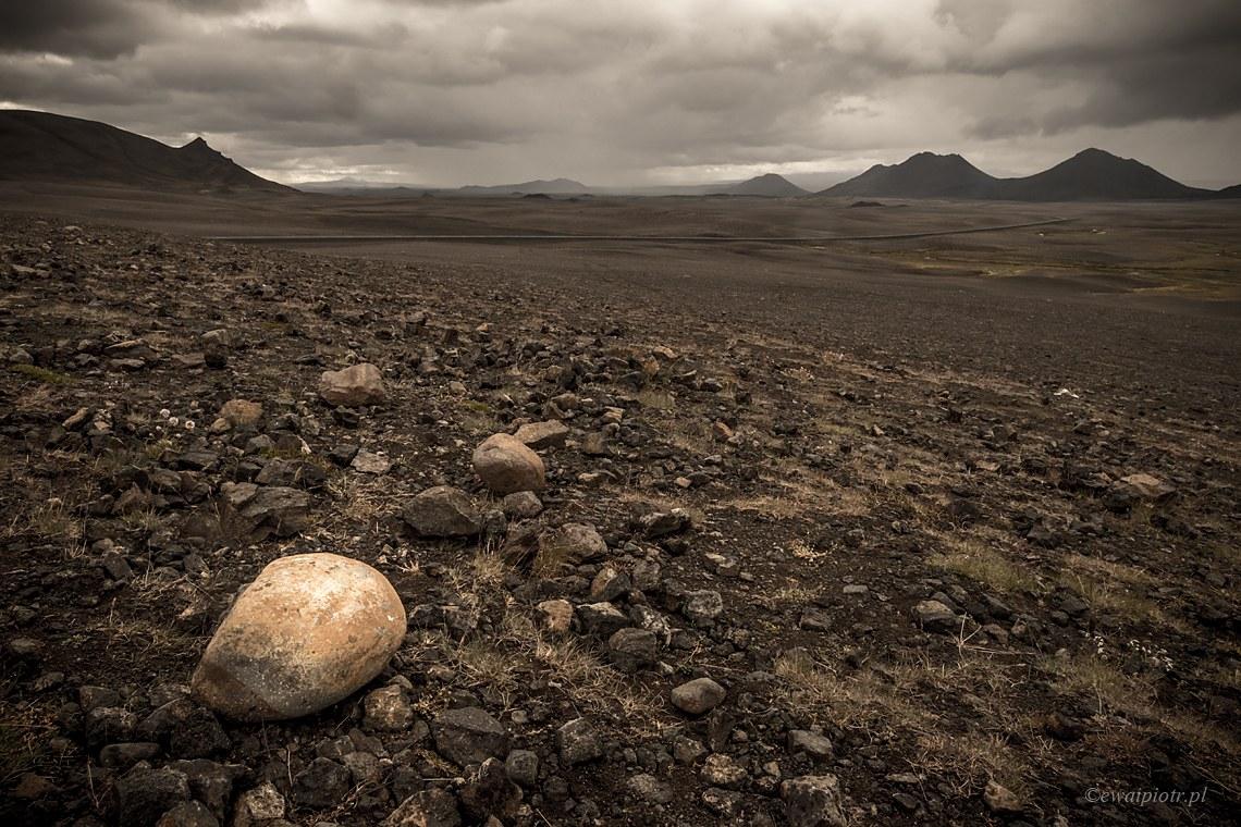 pustkowia Islandii