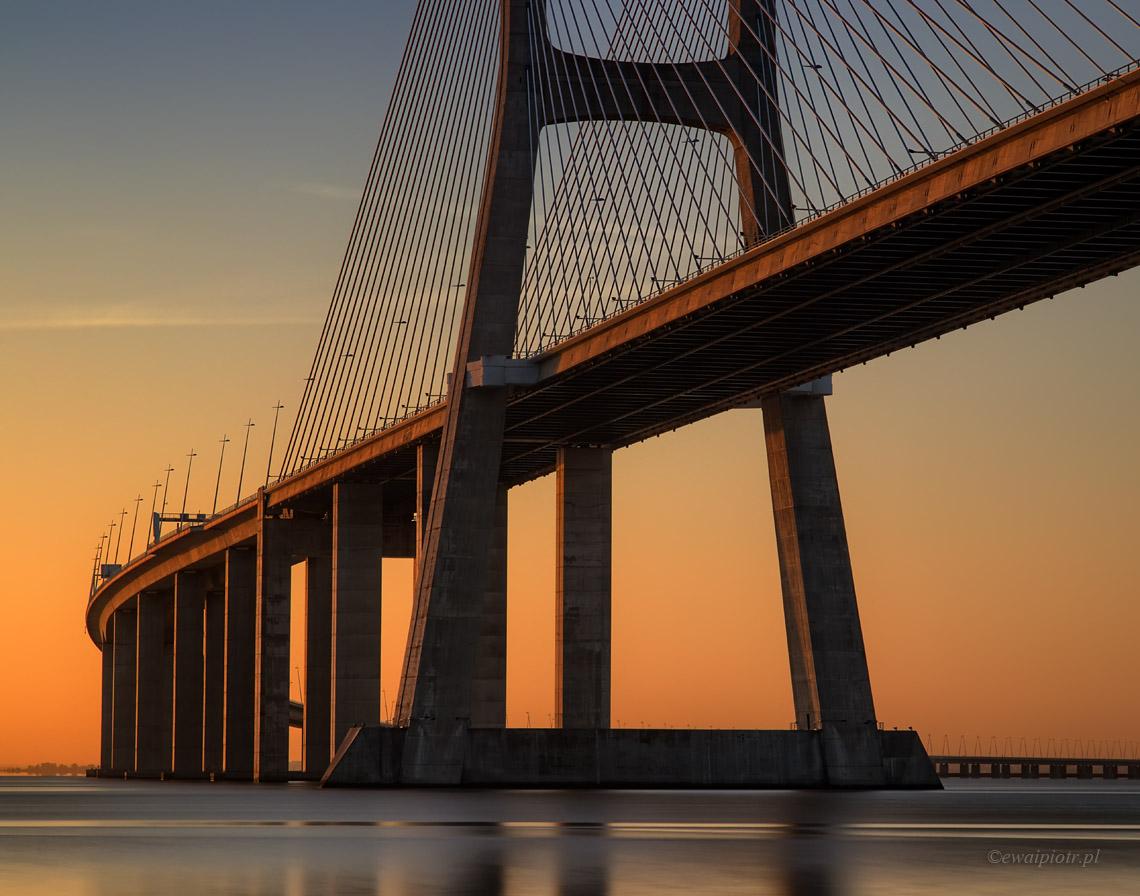Najdłuższy most, Portugalia