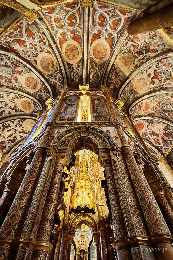 Charola Templariuszy, Portugalia