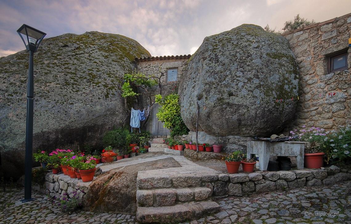 Małe mieszkanko w Monsanto, Portugalia
