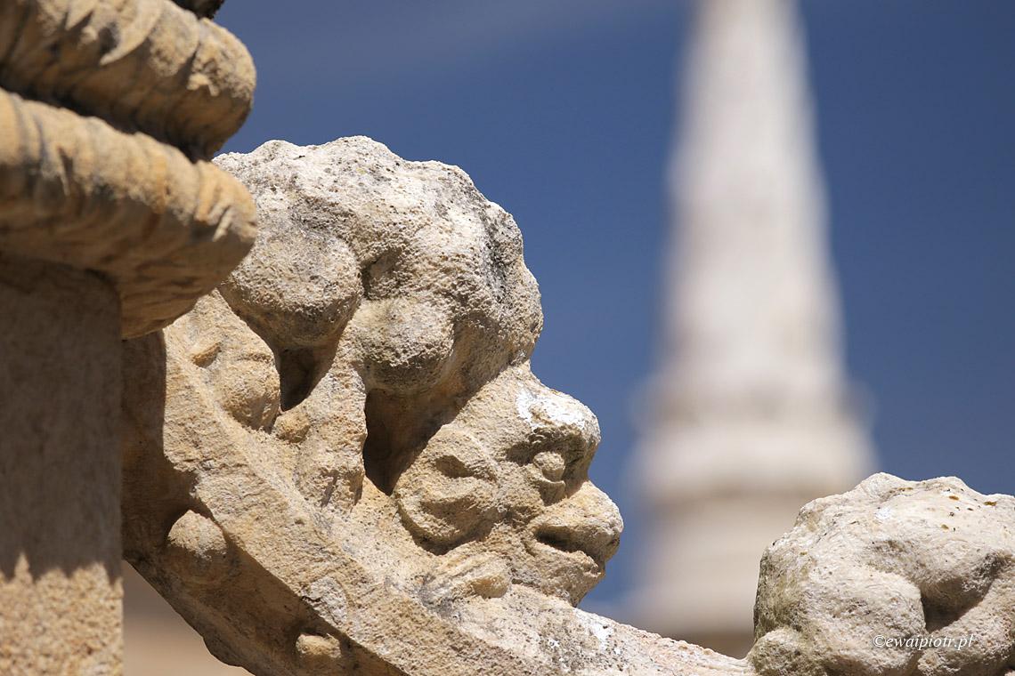 Maszkaron u Heronimitów, Portugalia