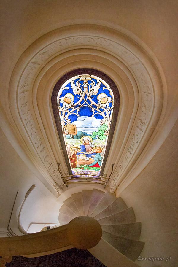 Kaplica w Quinta da Regaleira, Portugalia