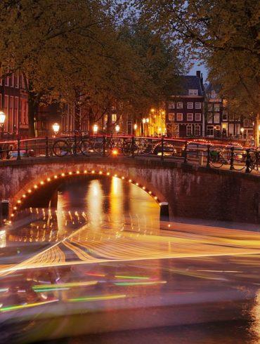 Godziny szczytu w Amsterdamie, Holandia