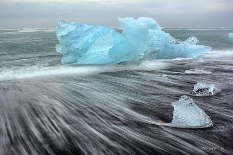 Lodowcowa Laguna, Islandia