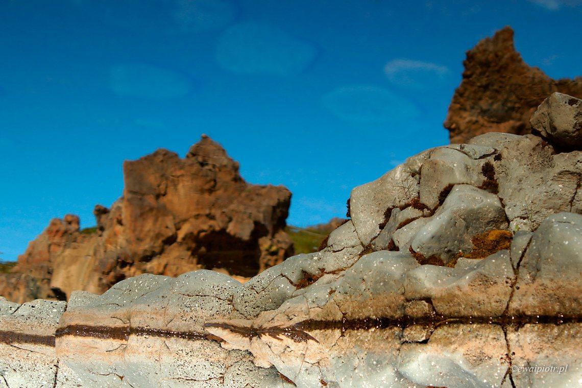 Kamień za kamieniem, Islandia