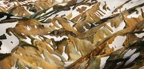 Islandia: interior i Fiordy Zachodnie Islandia: interior i Fiordy Zachodnie