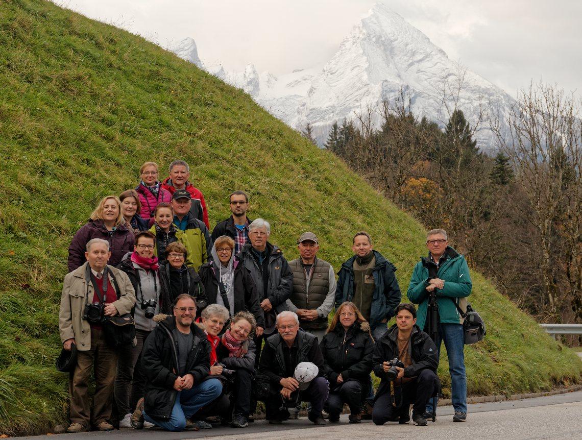 Warsztaty fotograficzne Bawaria 2017 - zdjęcie grupowe uczestników