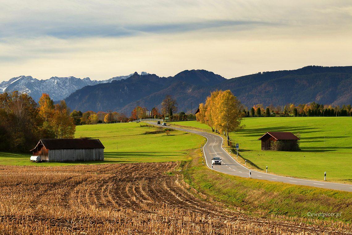 Jesień w Bawarii, warsztaty fotograficzne