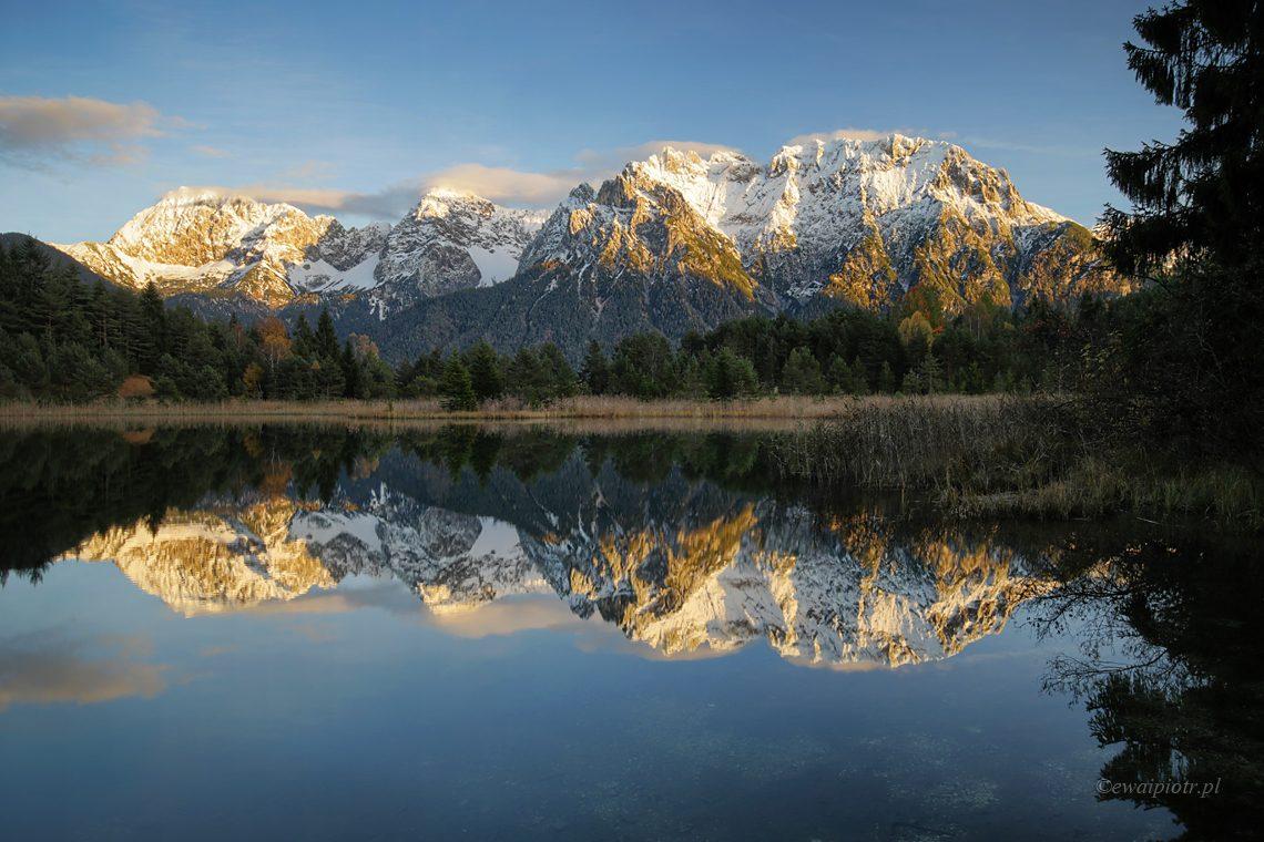 Fotowyprawa do Bawarii, sesja nad jeziorem