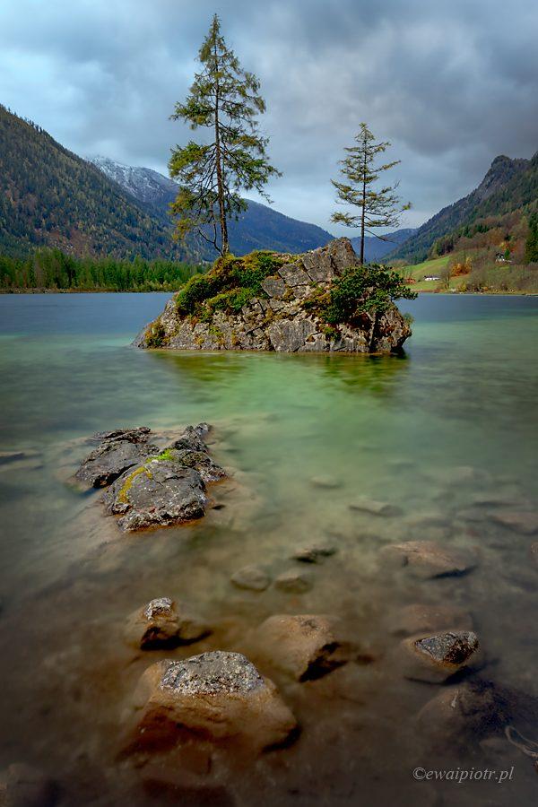 Jezioro Hintersee, fotowyprawa do Bawarii