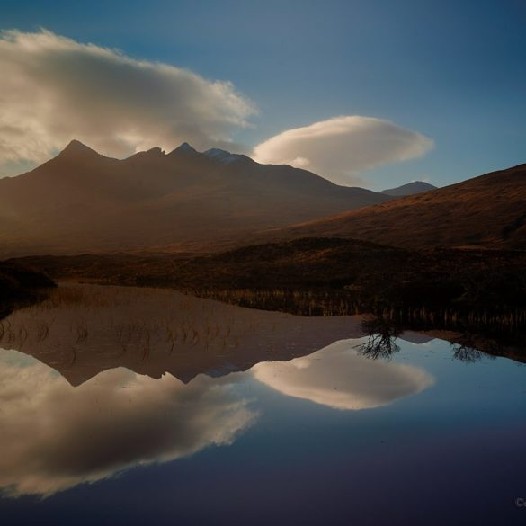 Fotowyprawa z Hasselbladem - Loch Nan Eilean