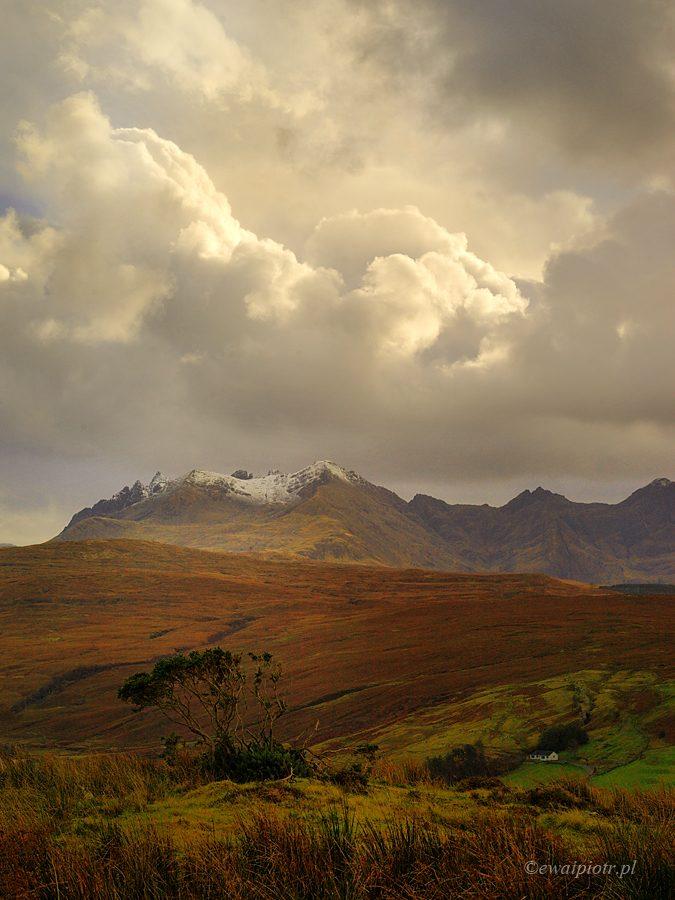 Fotowyprawa z Hasselbladem, Szkocja