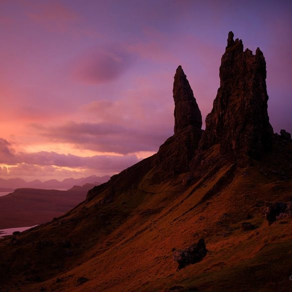 Hasselblad X1D i Old Man of Storr