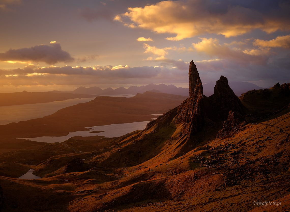 Hasselblad X1D i Old Man of Storr, Skye