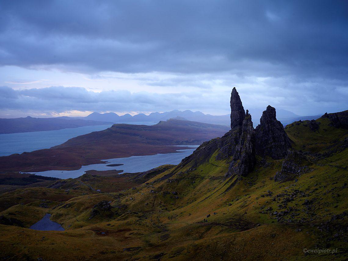 Fotowyprawa do Szkocji, Old Man of Storr