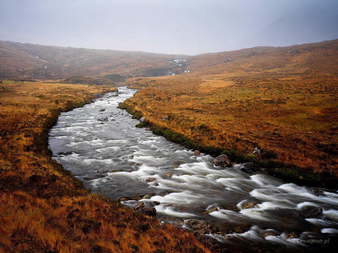 Warsztaty fotograficzne, Szkocja, wyspa Skye
