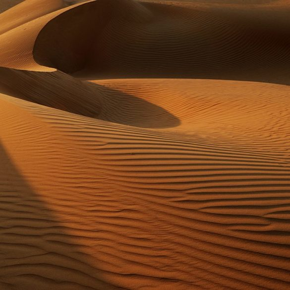 Wieczór na pustyni, Oman, Lepszy aparat to lepsze zdjęcia