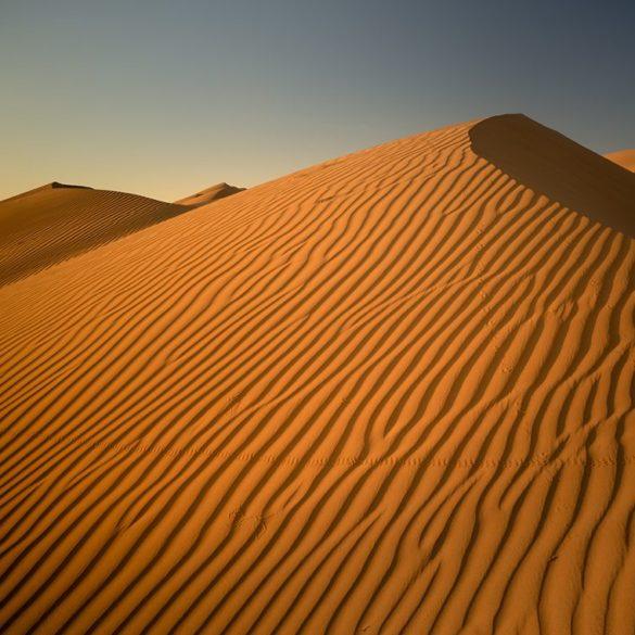 Pustynia Sharqiya, Oman