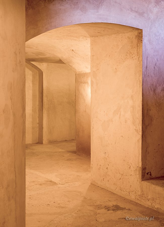 Fotowyprawa do Omanu, fort Jabrin