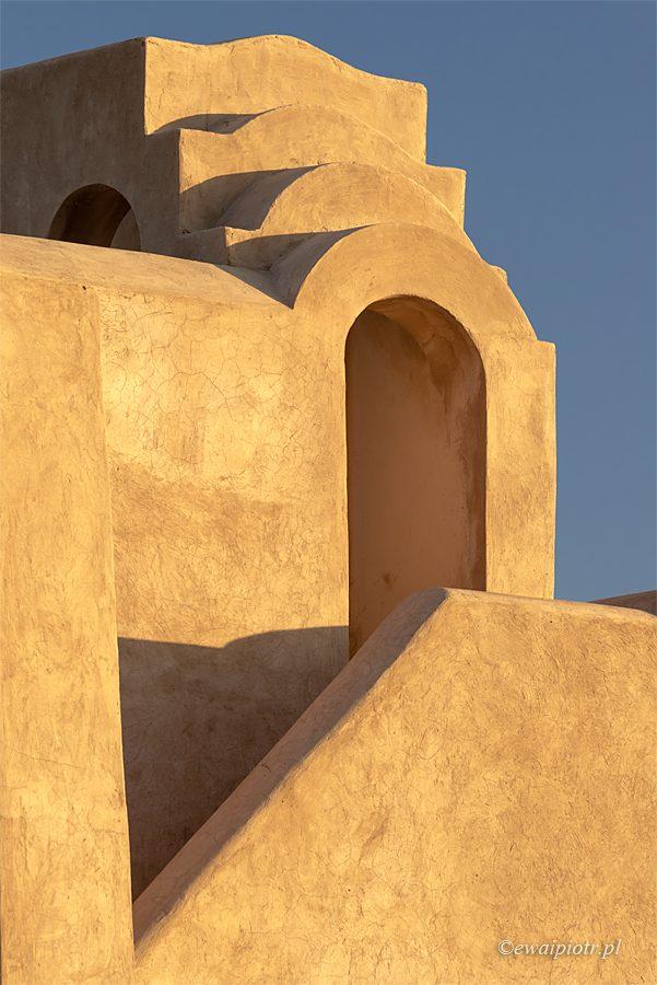 Fotowyprawa do Omanu, fort Jabrir
