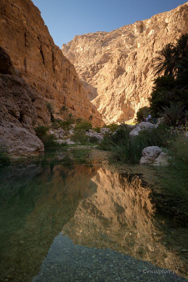 Wadi Shab, fotowyprawa do Omanu