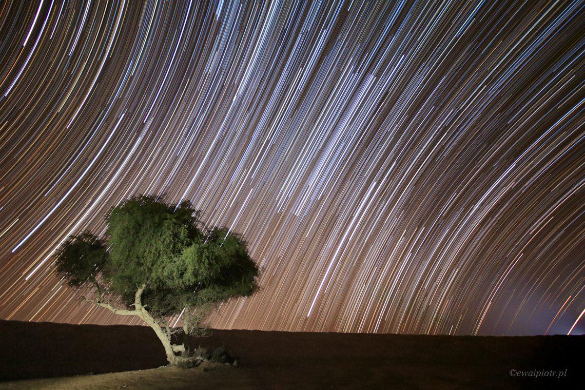 Gwiazdy nad pustynią, Oman, Lepszy aparat to lepsze zdjęcia