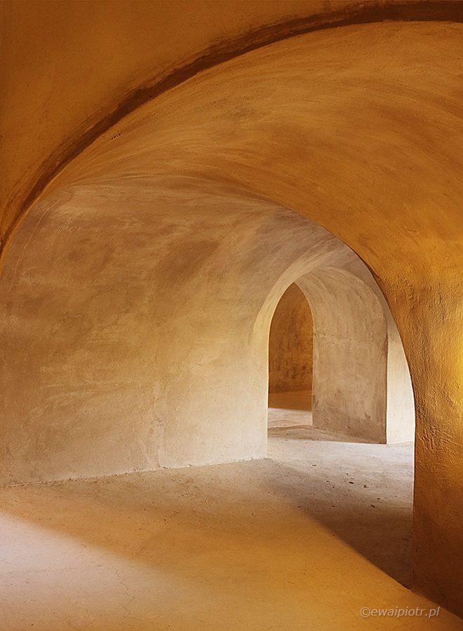 Fort Jabrin, Oman, fotowyprawa