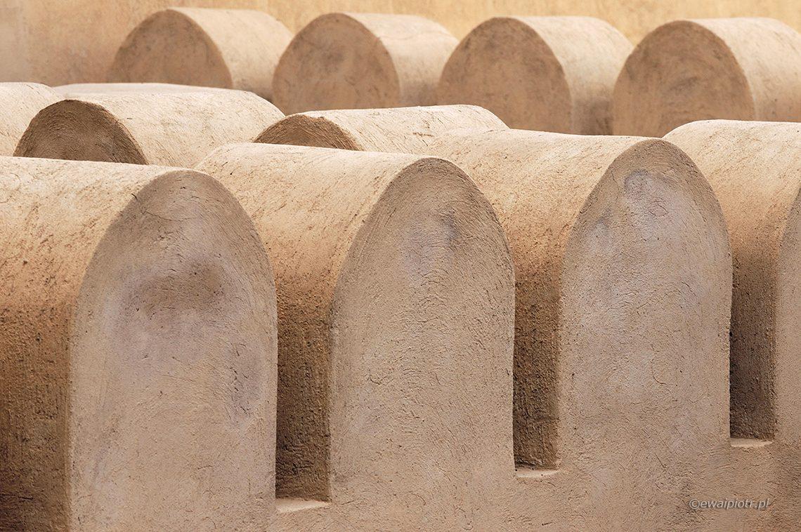 Z fotowyprawy do Omanu, fort w Nizwie