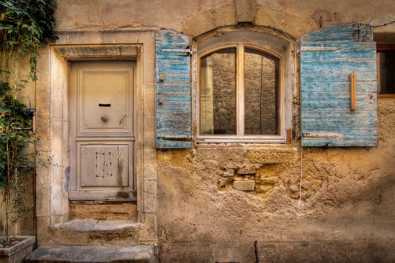 Prowansja, detal architektoniczny, fotowyprawa