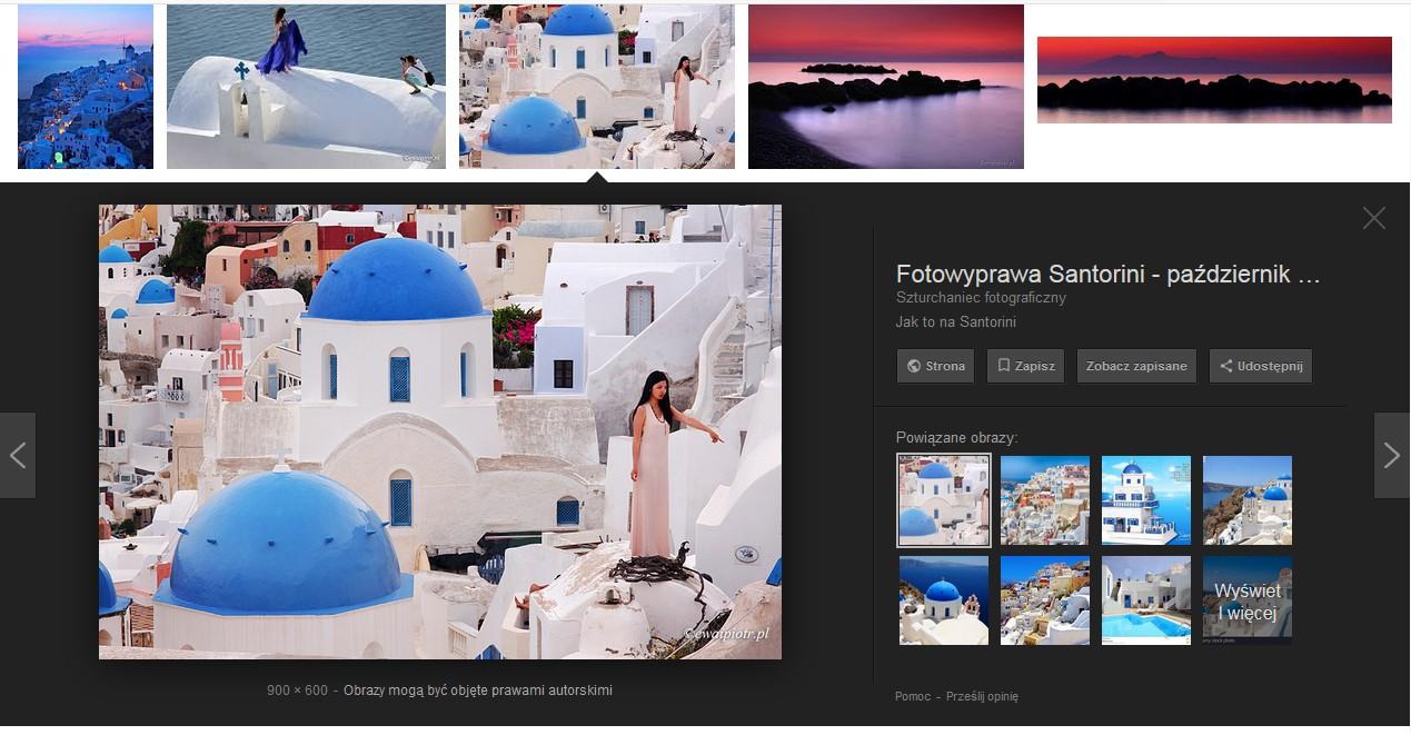 Wyszukiwarka Google, Google ochrona praw autorskich fotografa