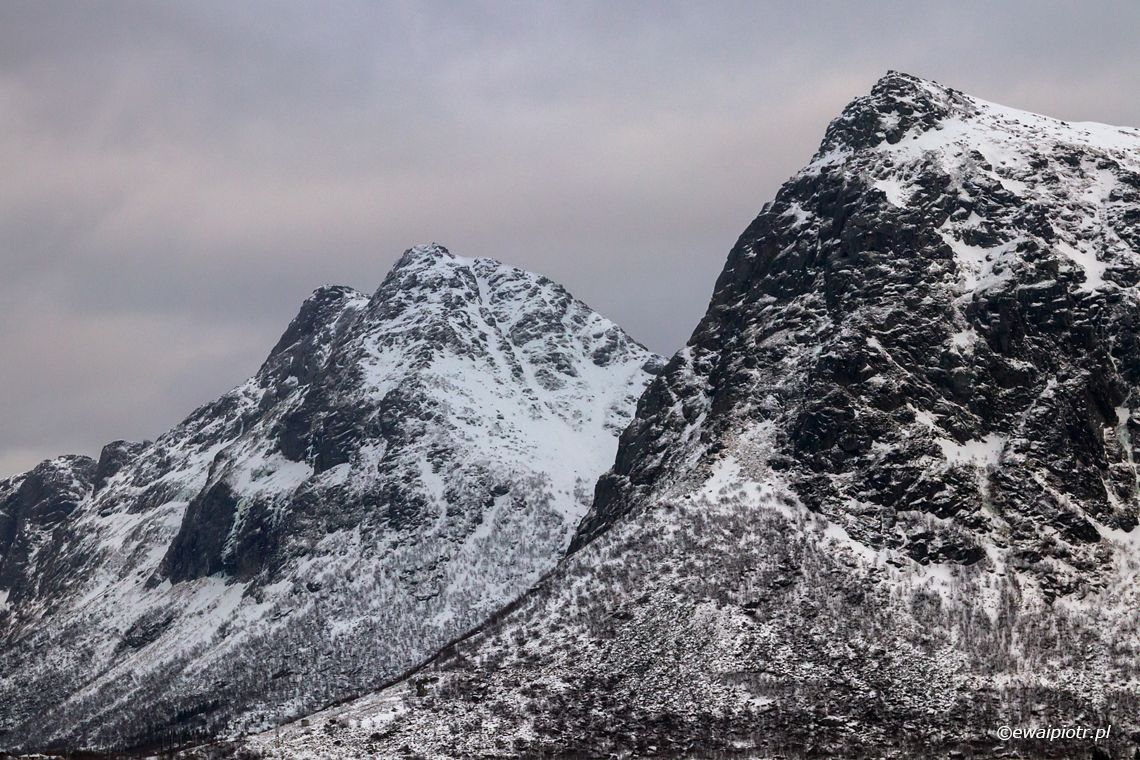 Góra za górą, Lofoty