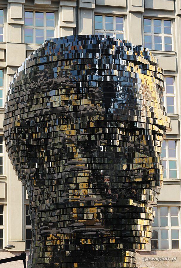 David Černý, rzeźba, Franz Kafka, Praga