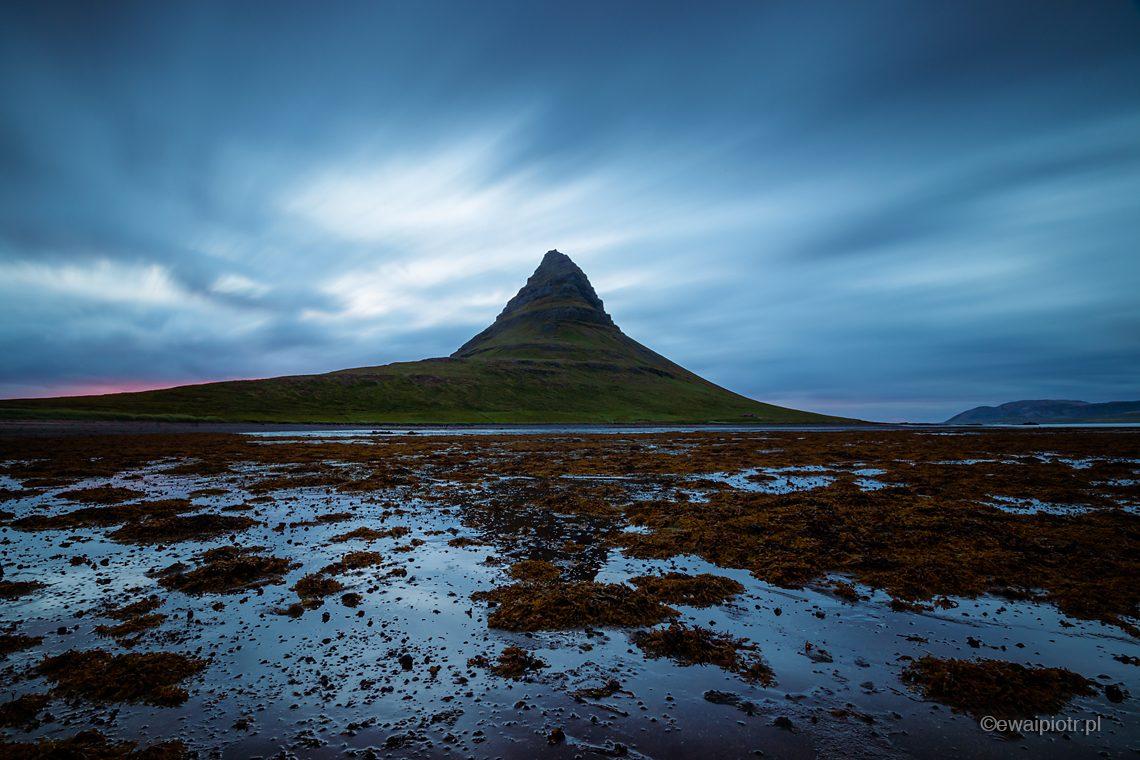 góra Kirkjufell, fotowyprawa, warsztaty fotograficzne Islandia