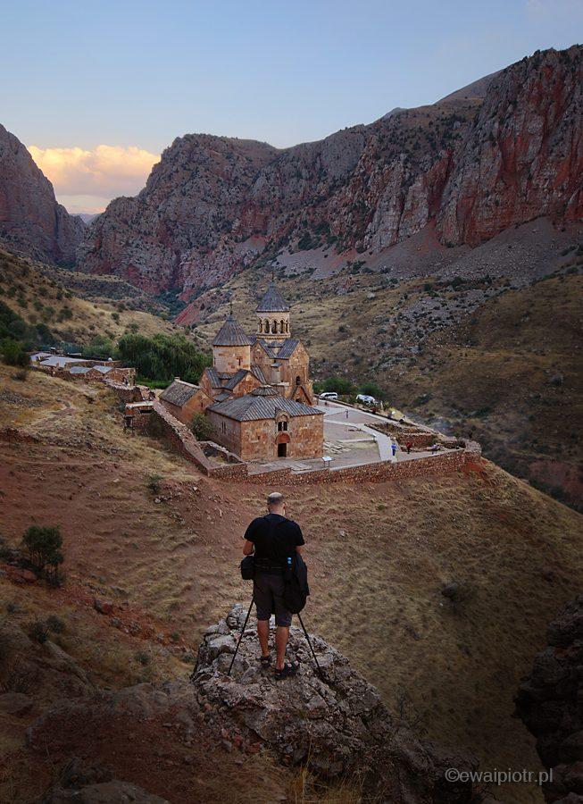 Noravank, klasztor, Armenia, fotowyprawa
