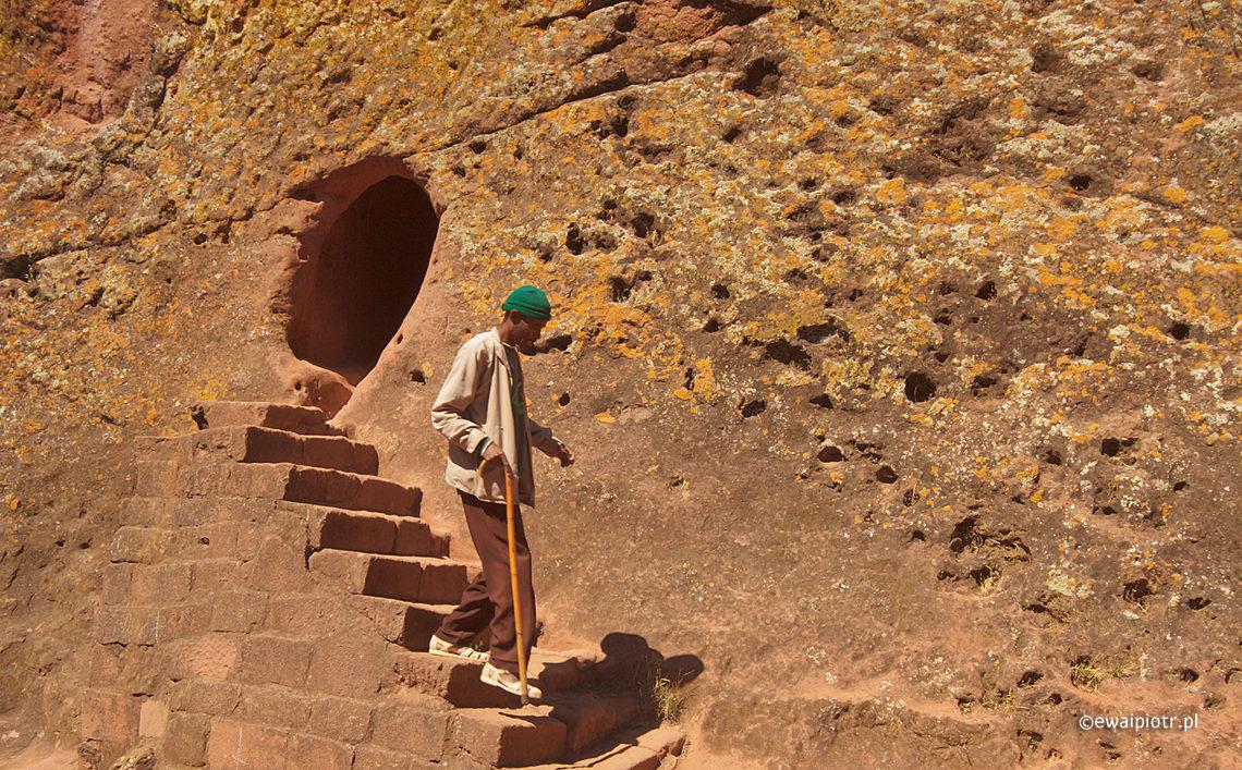 Człowiek na pochyłości, Etiopia, rynek aparatów cyfrowych