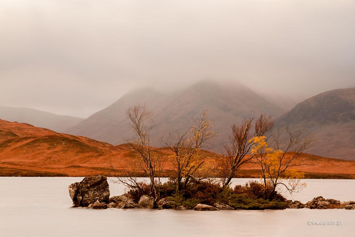 Rannoch Moor, Szkocja, fotowyprawa