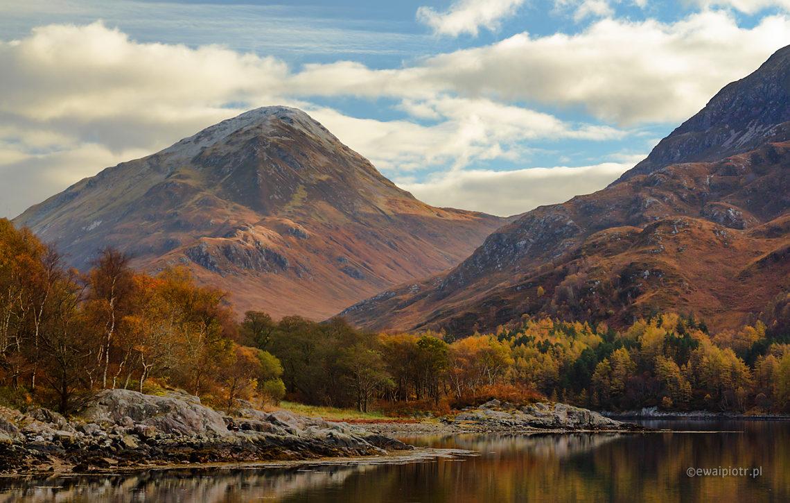 Jesień w Szkocji, fotowyprawa